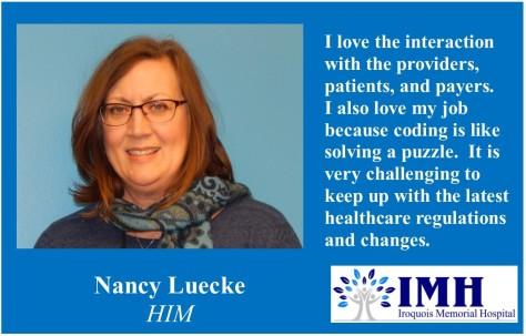 12-29-2017 Nancy Luecke, HIM